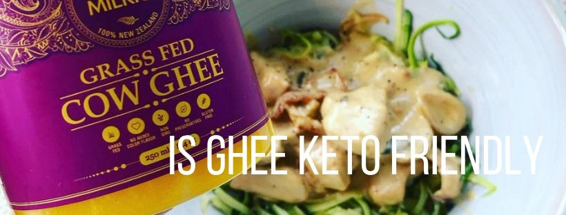 Grass fed clarified butter: Is Ghee Keto friendly?