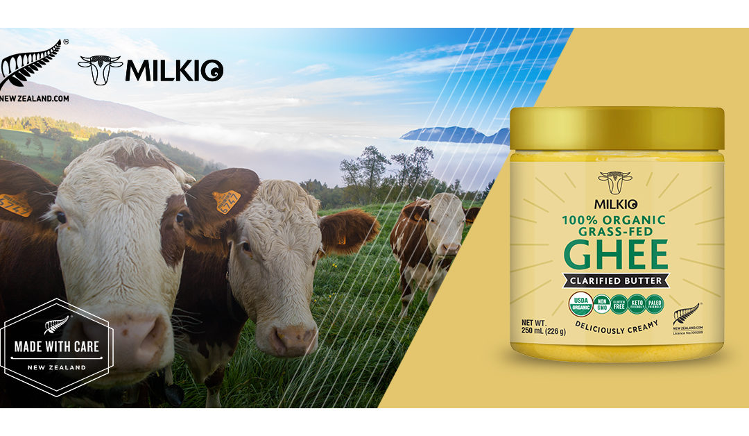 does ghee have dairy