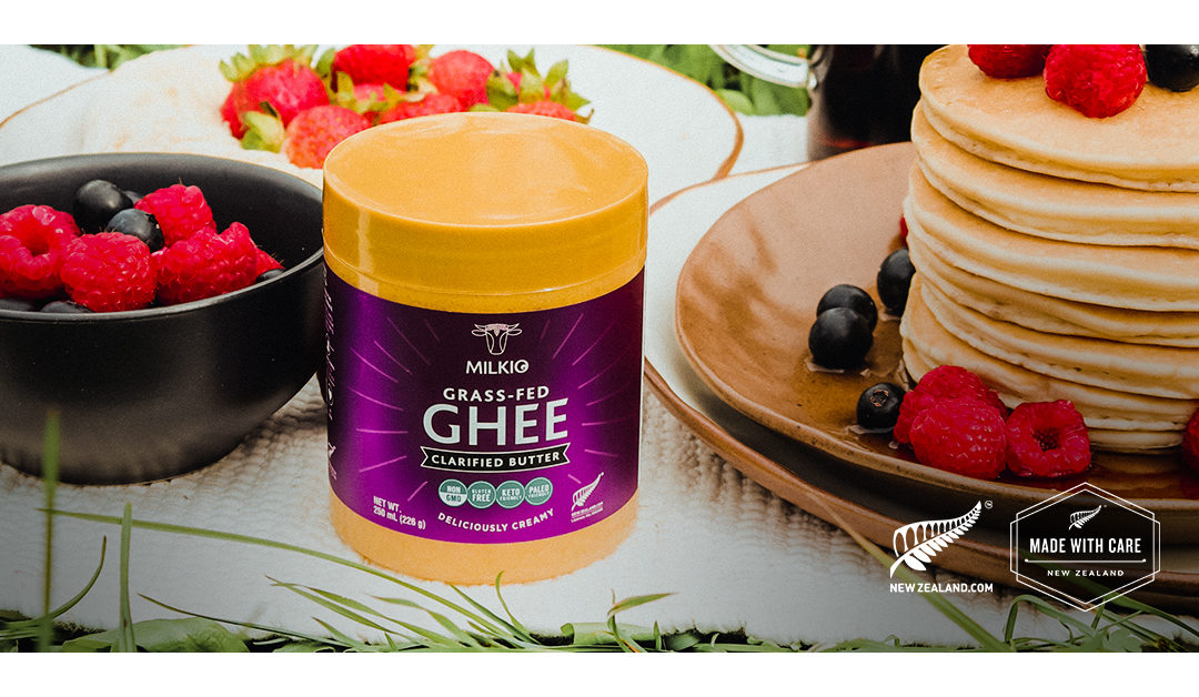 Ghee temperature: one of the most critical factors for ghee use