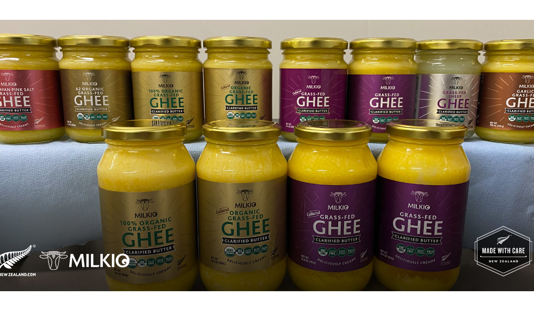 Making Ghee in The Oven